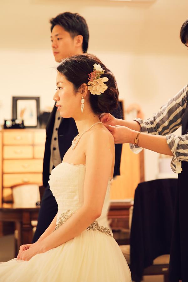 花嫁 おしゃれ 髪型
