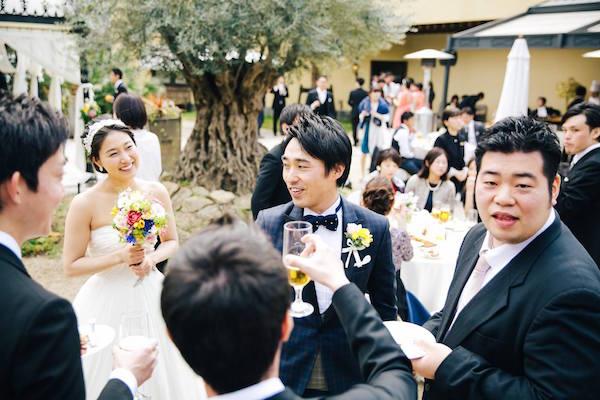 東京 花嫁 憧れ ウェディングドレス