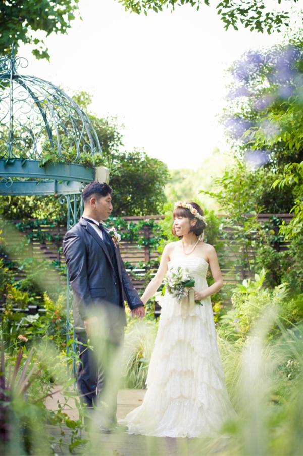 フェリーチェガーデン 日比谷 結婚式