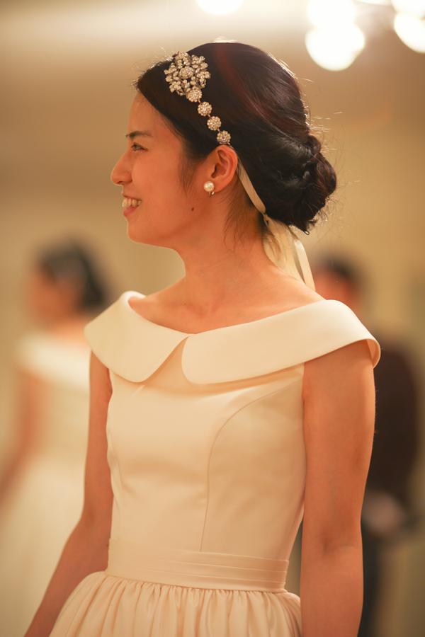 オードリーヘップバーン ウェディングドレス