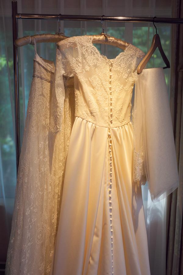 クラシカル 長袖 ドレス