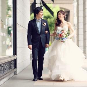 オリエンタルホテル 神戸 ウェディングドレス