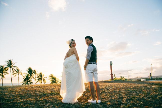 ハワイ 人気 ウェディングドレス