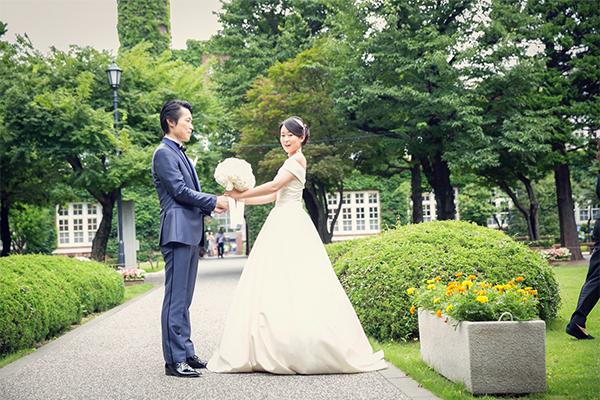 東京 ウェディングドレス 人気