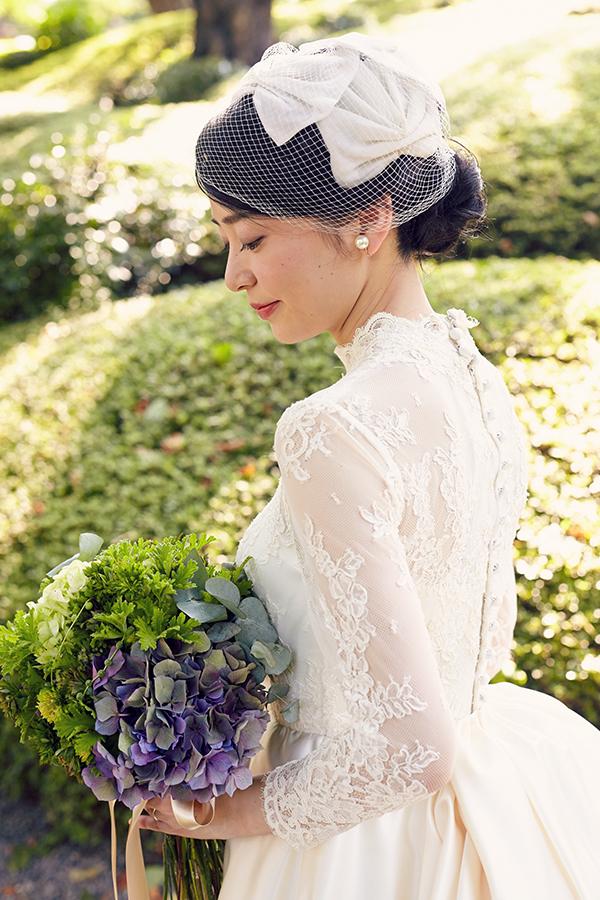 八芳園 結婚式