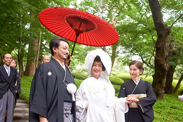 八芳園 ウェディングドレス レンタル