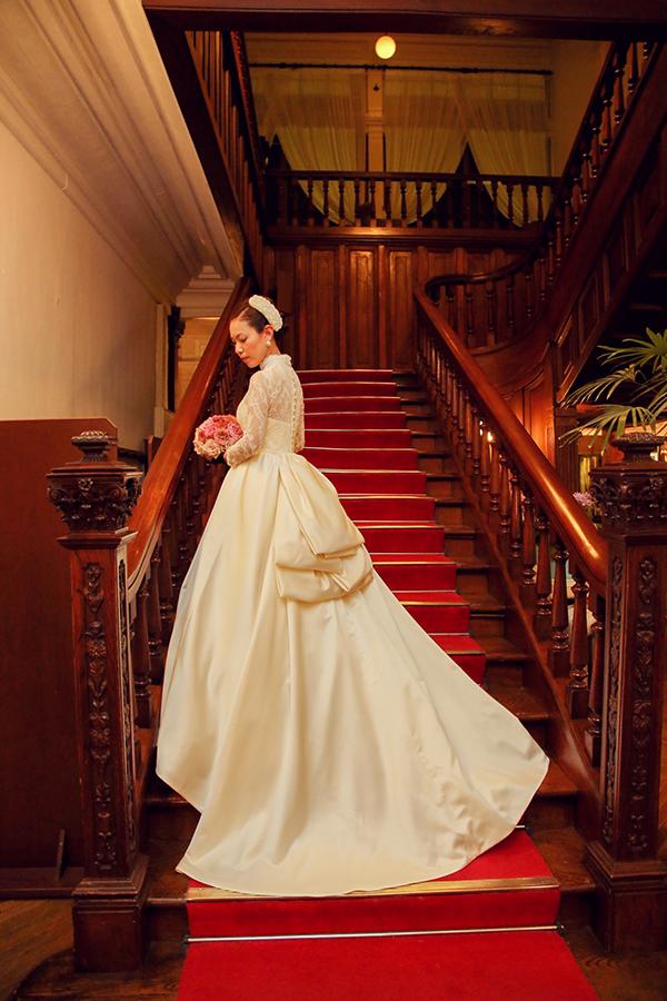 富士屋ホテル ウェディングドレス レンタル