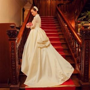 富士屋ホテル 人気 ウェディングドレス