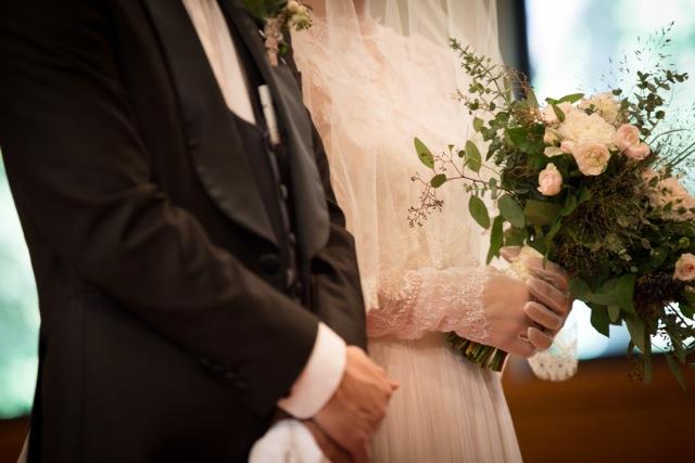追分教会 結婚式