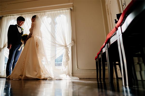 白金甚夢迎賓館 結婚式
