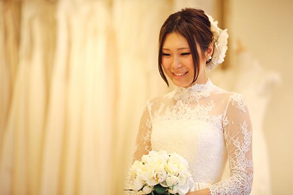 ヒルトン東京ベイ ウェディングドレス