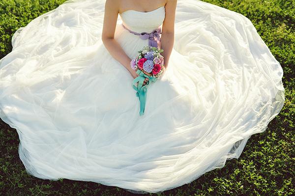 ハワイ 雰囲気 合う ウェディングドレス