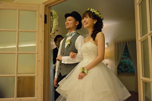軽井沢高原教会 人気 ウェディングドレス