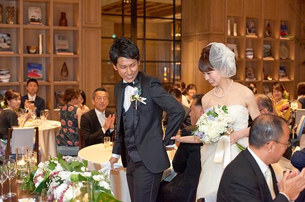 おしゃれな花嫁 ウェディングドレス