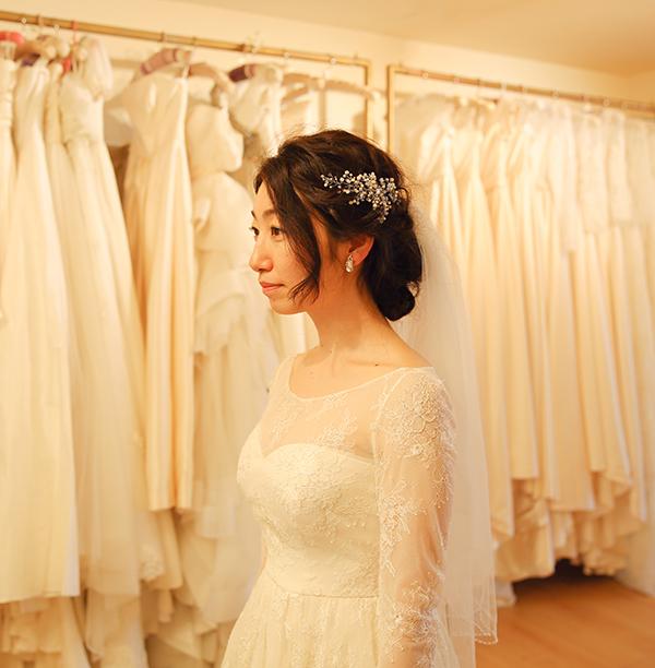 理想のドレス 選び方