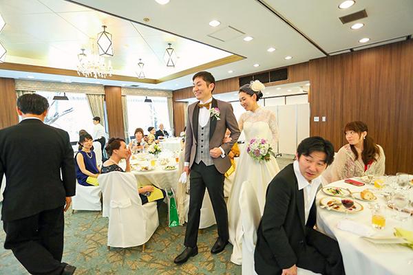 松本楼 結婚式