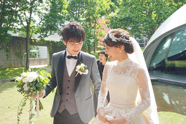 星野リゾート 結婚式 家族挙式