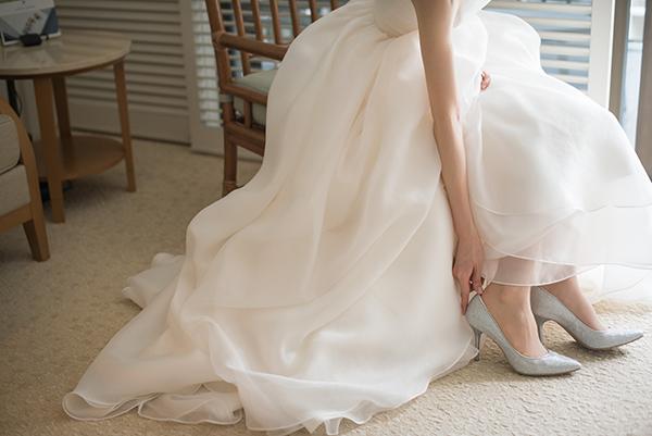 ハワイ おしゃれ ウェディングドレス