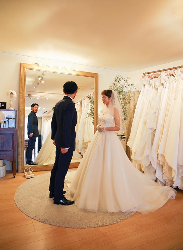 ゲストハウス ウェディングドレス人気