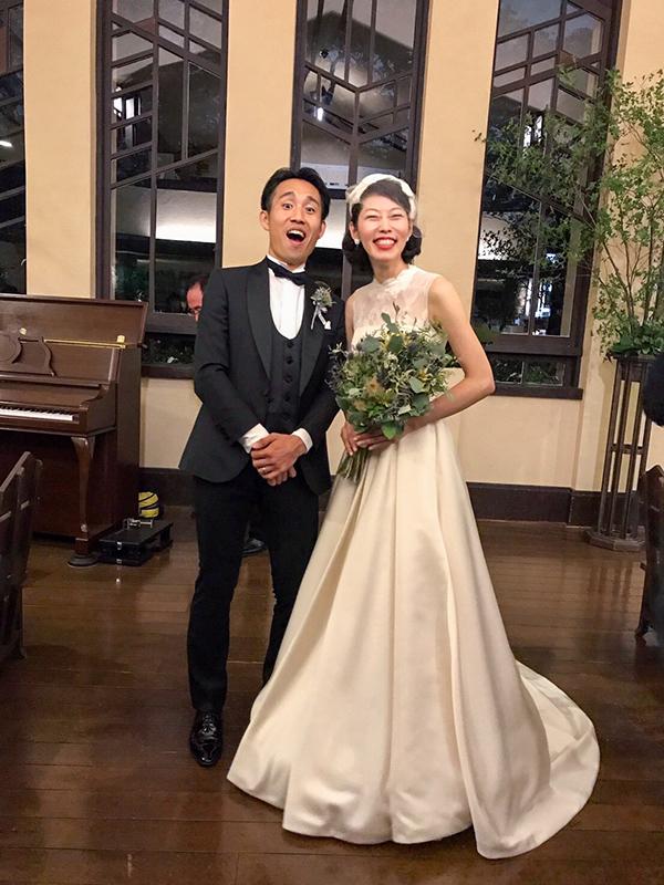 明日館 結婚式