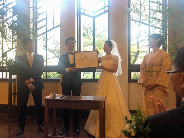 自由学園 結婚式