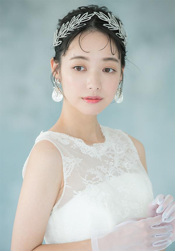 花嫁 コーディネート