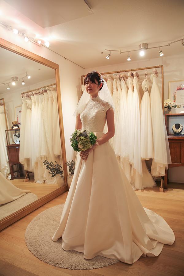 赤坂プリンスクラシックハウス ウェディングドレス