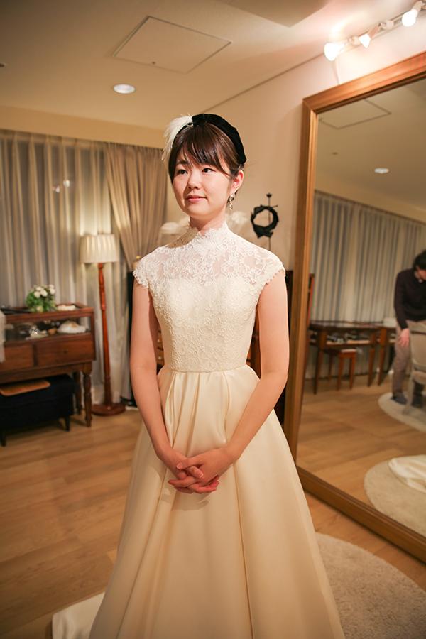赤坂プリンスクラシックハウス 人気ドレス