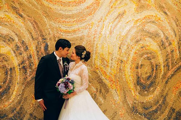 アメリカンクラブ 結婚式