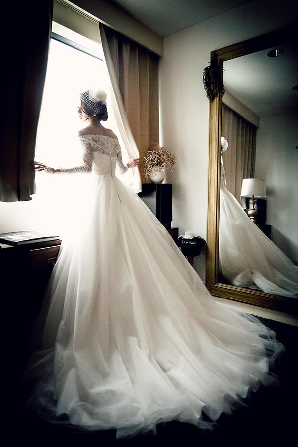 ウェディングドレス 人気ブランド