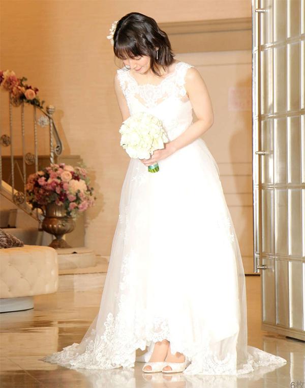 吉岡里帆 結婚式