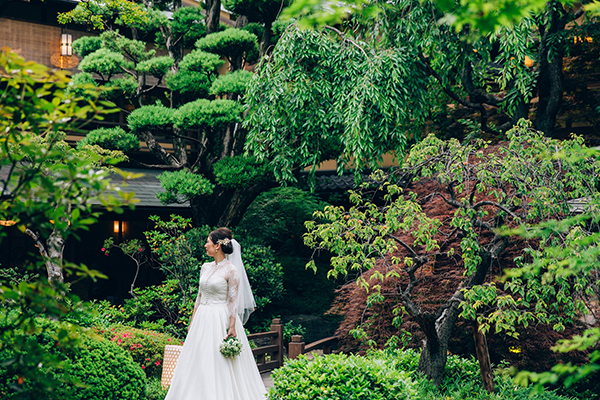 東京 人気 ウェディングドレス