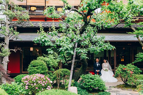 とうふ屋 うかい 結婚式