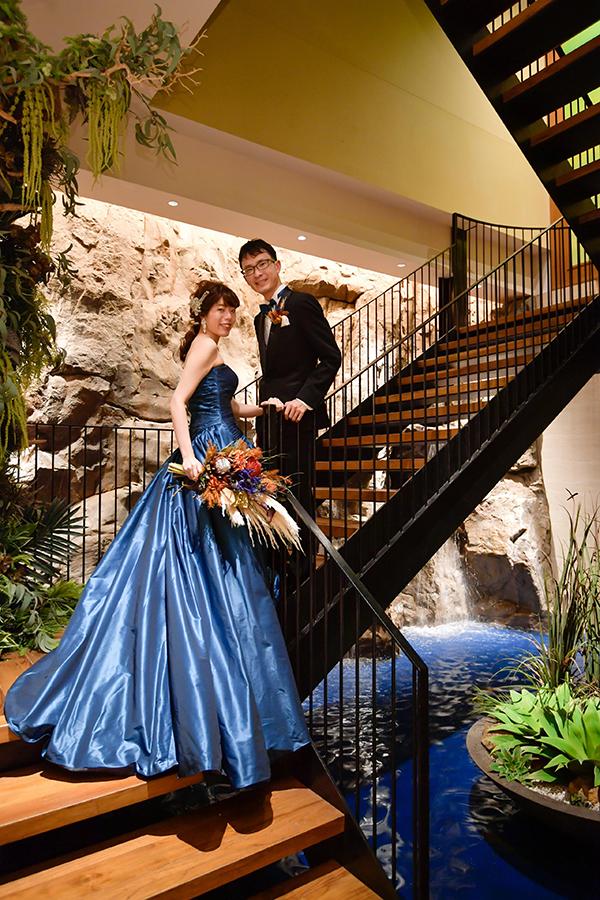 テンダーハウス 結婚式