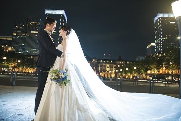おしゃれな花嫁が選ぶ ウェディングドレス