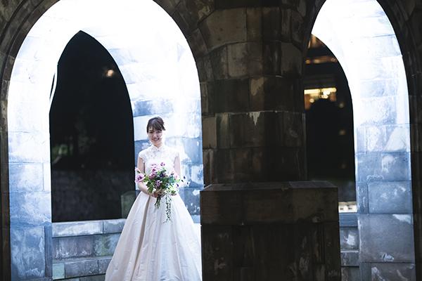 結婚式がしたくなる ウェディングドレス