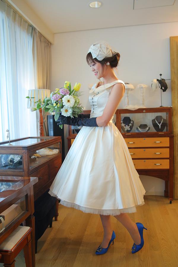 ウェディングドレス クラシカル