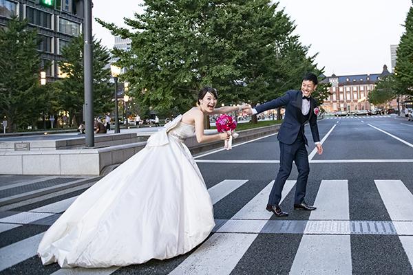ウェスティンホテル東京 ウェディングドレス