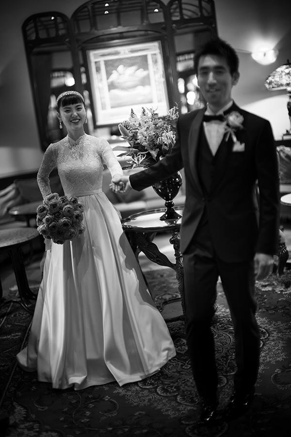 ポール・ボキューズ 結婚式