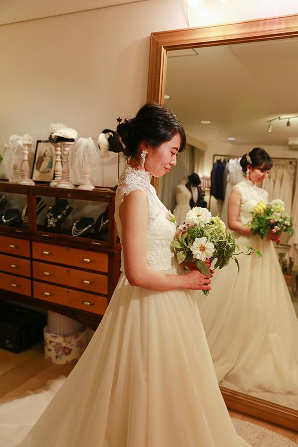 リゾナーレ八ヶ岳 ウェディングドレス