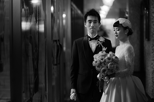 花嫁 憧れ ウェディングドレス