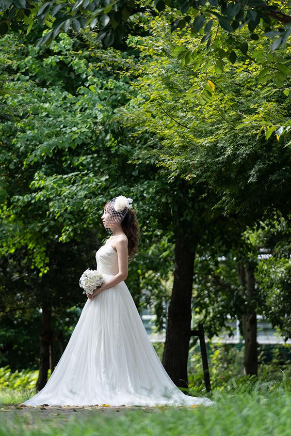 幸せになれる ウェディングドレス