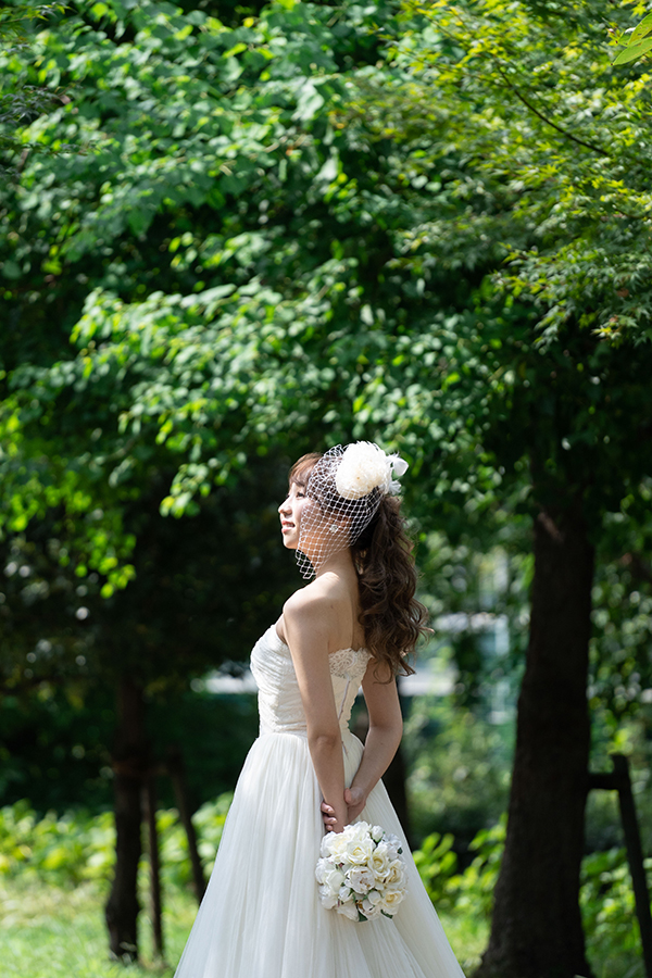 ウェディングドレス ブランド