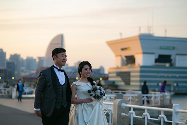 ホテルニューグランド 結婚式