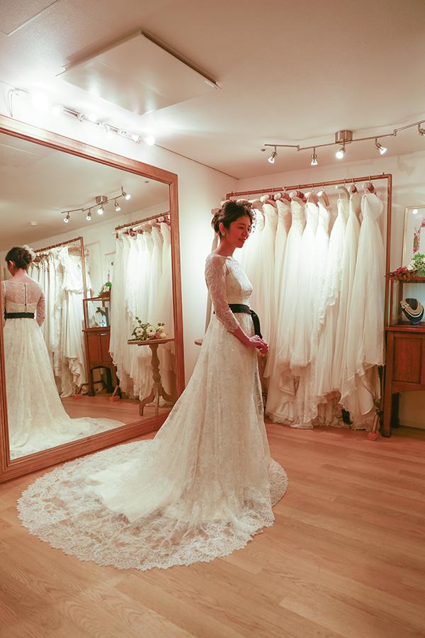 国際文化会館 ウェディングドレス