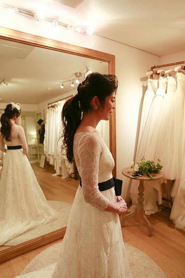 リーズナブル レンタル ウェディングドレス