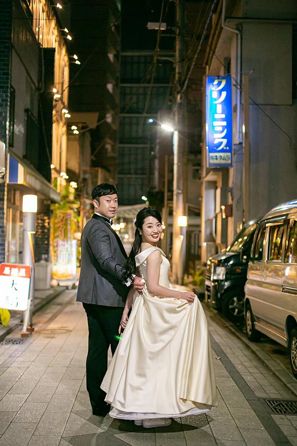横浜 人気 ウェディングドレス